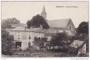 Le Bourg avec Maréchal Ferrand